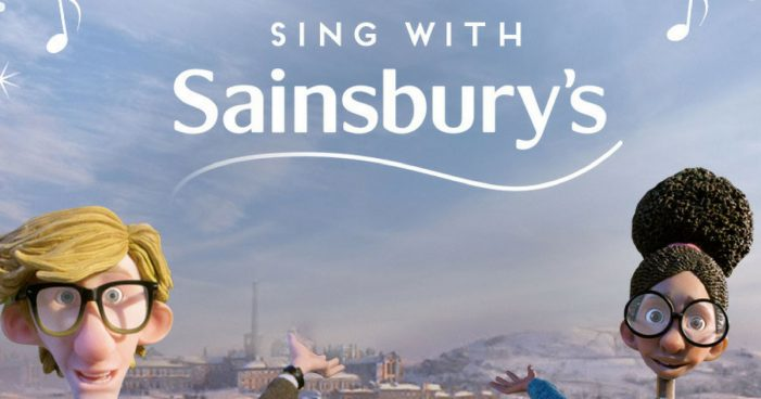 Sainsbury's extends 'The Greatest Gift' campaign with karaoke Snapchat lens
