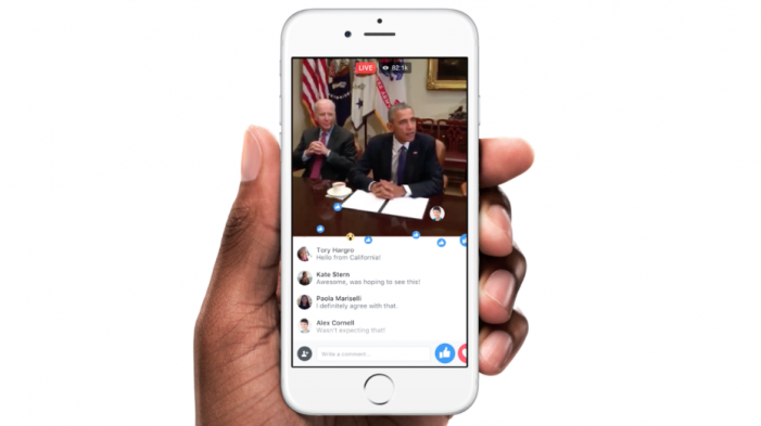 Facebook confirms trials of mid-roll ads on Facebook Live