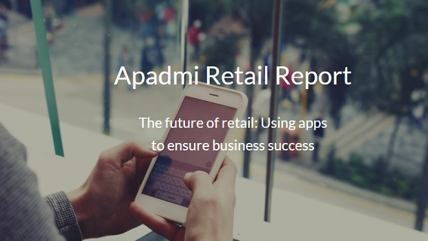 Apadmi: Retail apps failing to meet consumer expectations