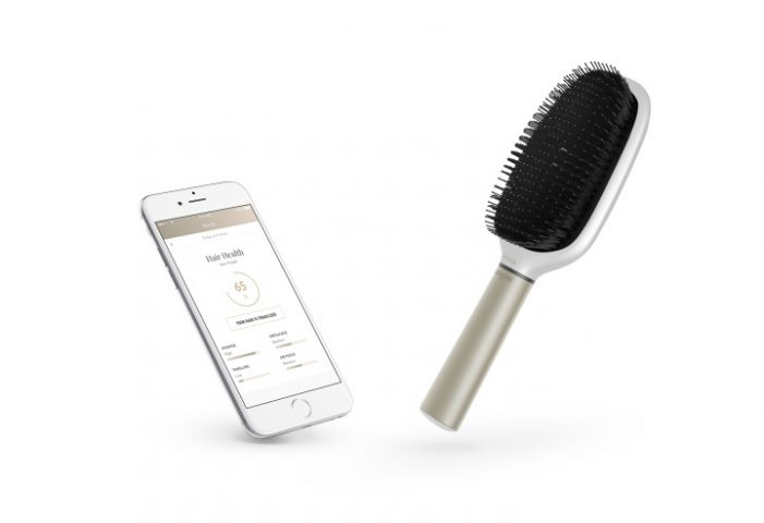 L'Oréal's Kérastase and Withings Partner to Create Smart Hairbrush