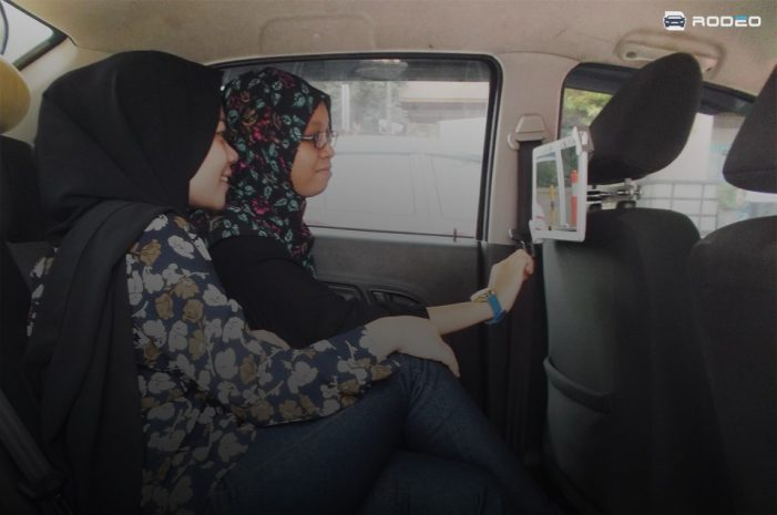 Malaysian start up Rodeo is turning Uber rides into a targeted ad opportunity