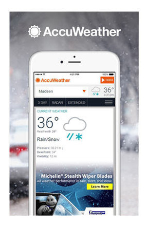 AccuWeather Launches Mobile Integration Suite – Lovely Mobile News