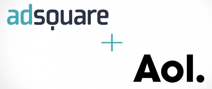 AOL Agrees Global Mobile Data Deal with Adsquare