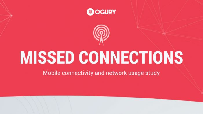Missed Connections: UK trailing behind Europe and US in 4G usage