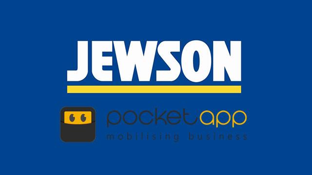 Pocket App develops new sales solution app for Jewson