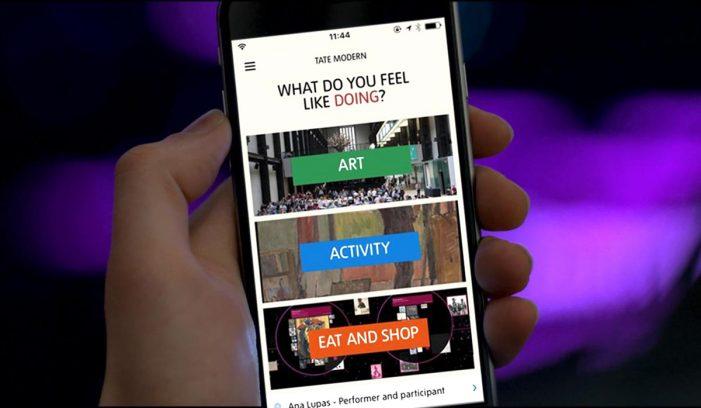 AKQA's Potato introduces the new Tate App