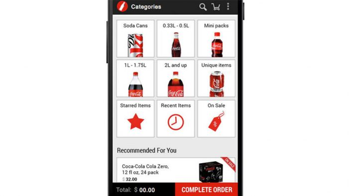 Coca-Cola's New App for Small Retailers Looks to Innovate the Supply Chain
