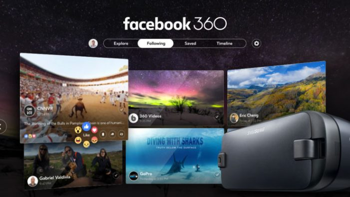 Facebook boosts 360 videos with Blend Media partnership