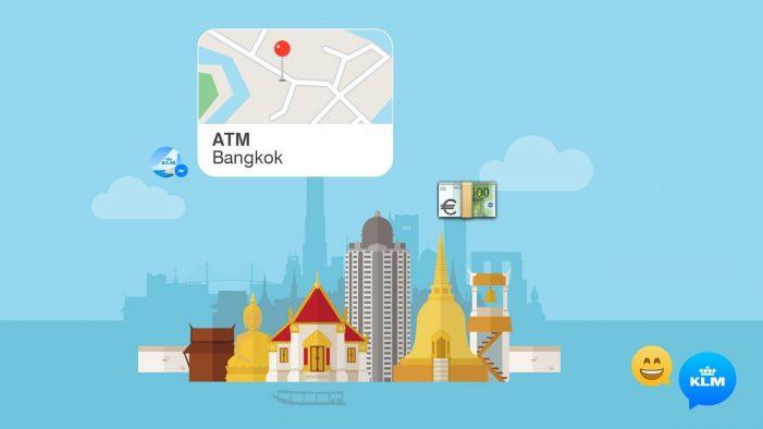 KLM Introduces Emoji-Led Directions to its Messenger Chatbot
