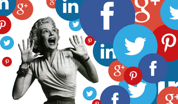 Nearly 25% of small businesses not using social media