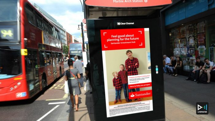Posterscope offering programmatic ad-serving on all digital OOH to improve campaign effectiveness