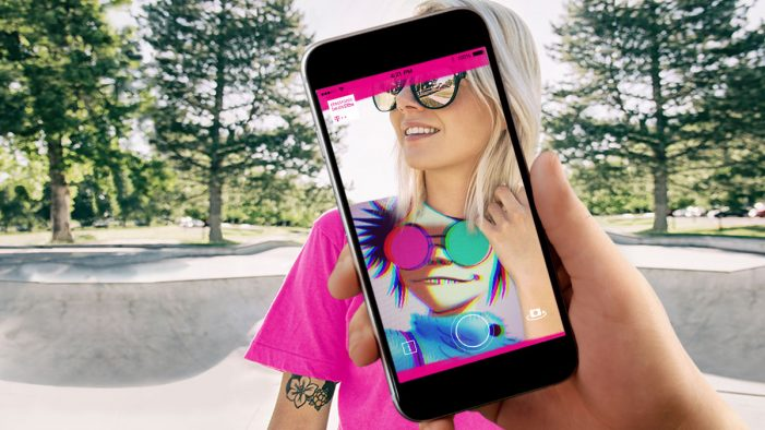 Deutsche Telekom and Saatchi & Saatchi London create new media channel using colour as the medium