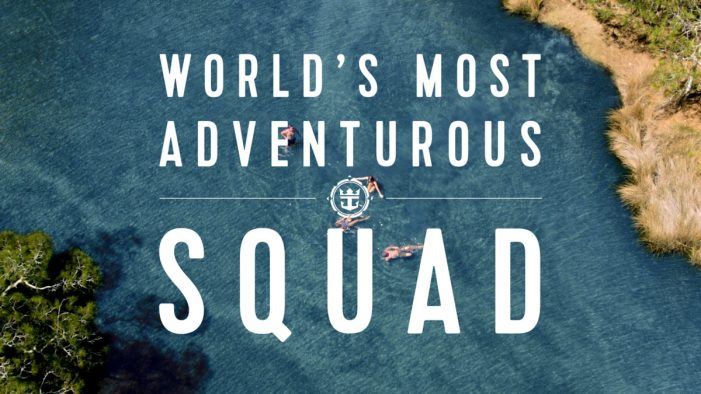 Royal Caribbean seeks to crown four fame-hungry Millennials the 'World's Most Adventurous Squad'