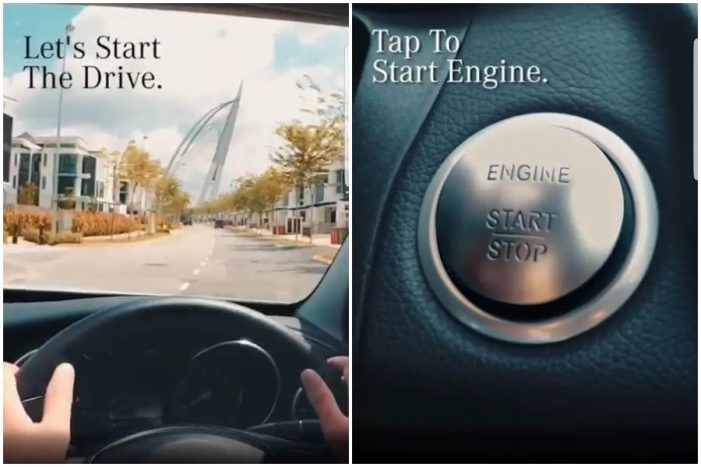 Mercedes-Benz Malaysia targets mobile centric consumers for test drive
