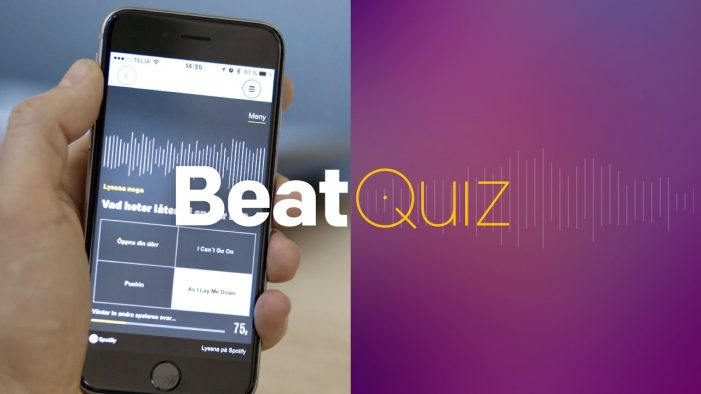 McDonald's Sweden Gamifies its Music Playlists with Cloud-Powered Soundtrack Your Brand Quiz