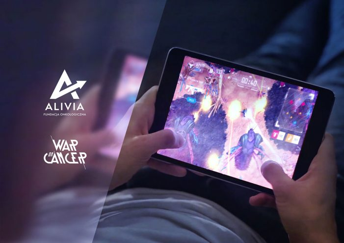 Alivia Foundation launch mobile game enabling donations direct to cancer patients in need