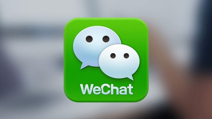 WeChat teams with Fireworks to celebrate Singles' Day