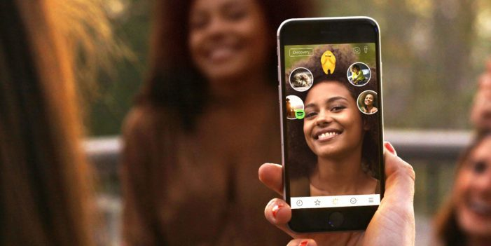 Blippar brings Facial Recognition technology with AR face profiles