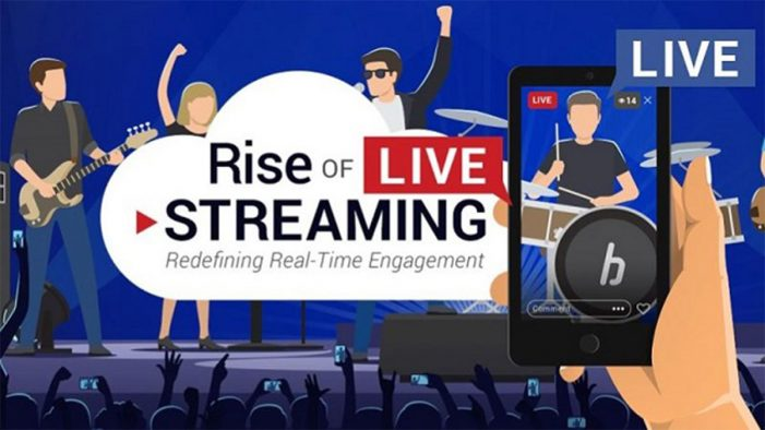 Rise of Live Streaming & Marketing Trends Explained in New Infographic by Koeppel Direct