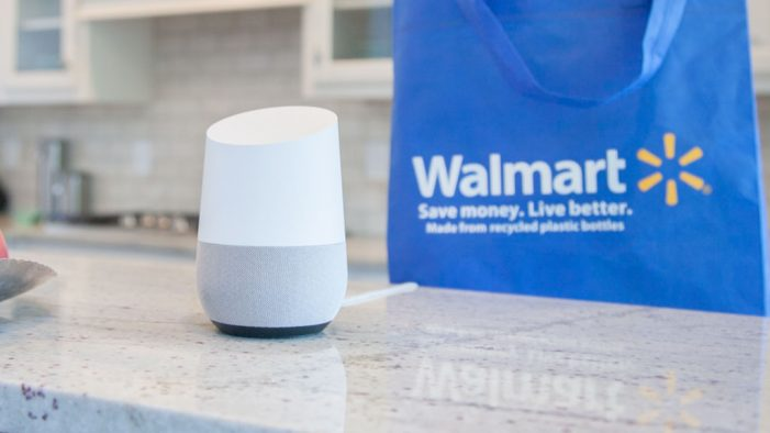 Walmart and Google team up to offer voice-enabled shopping in the US