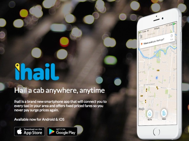 Australian-owned taxi app ihail appoints M&C Saatchi Mobile to head up its local launch