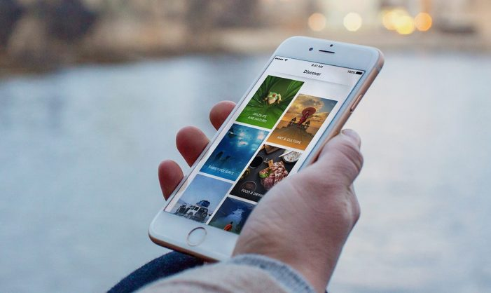 Lonely Planet launches travel-focused photo-sharing app