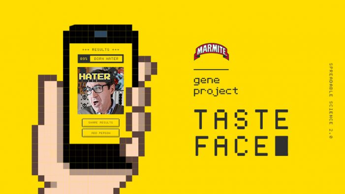 Marmite 'TasteFace' Takes Facial Recognition to the Next Level