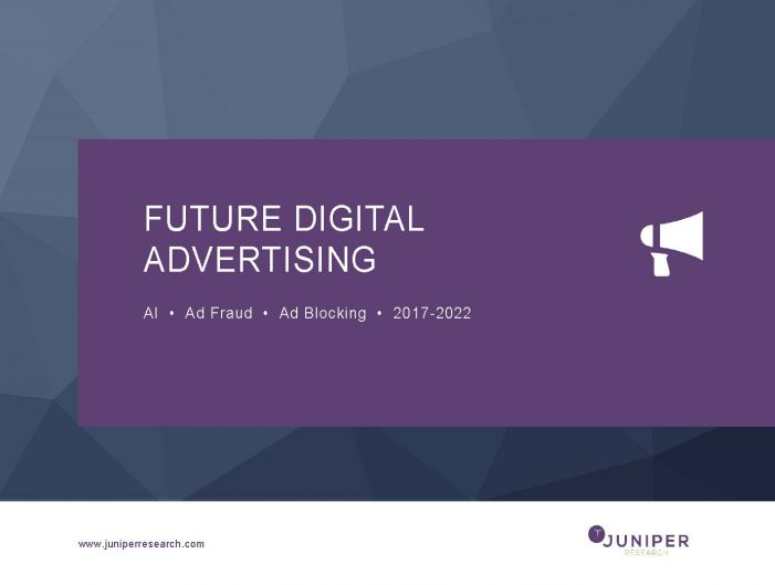 Ad Fraud to cost advertisers $19 billion in 2018, representing 9% of total digital ad spend