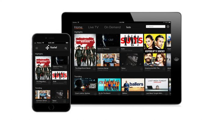 Telstra targets mobile customers with Foxtel Now offer
