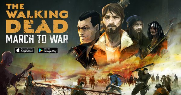 'Walking Dead' Free Mobile Game Based on Comics Is Set in a Ravaged DC
