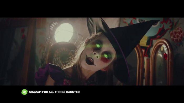 Asda team with Shazam to provide a spooky AR experience for Halloween