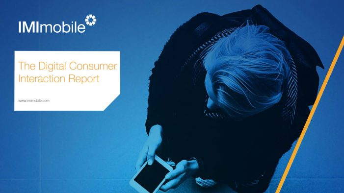 IMImobile: Consumers prefer customer service over digital messaging channels