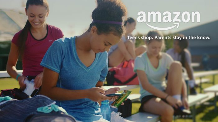 Amazon Introduces a New Way for Teens to Shop on Their Own While Parents Stay in the Know