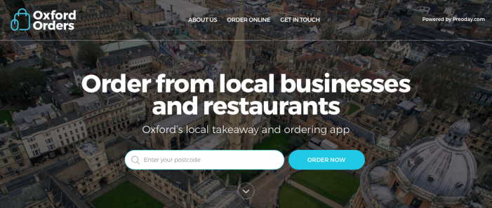 Oxford Orders Network Launches to Strengthen Local Food and Retail Market