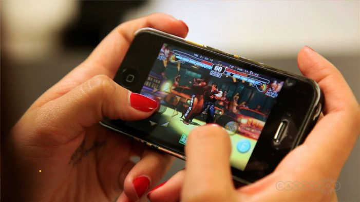 Mobile gaming shows huge growth in APAC according to figures released by eMarketer and AppsFlyer