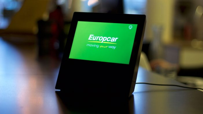 Serviceplan Group's hmmh develops Alexa Show Skill for Europcar