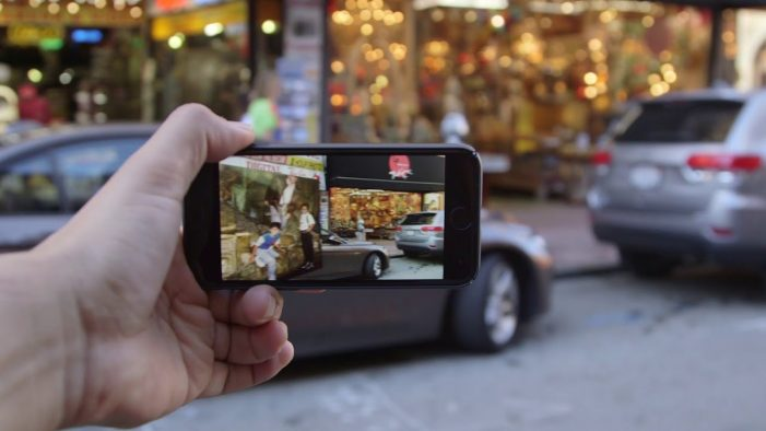 Goodby Silverstein launches augmented reality Instagram