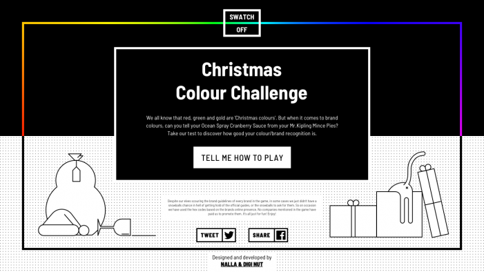 Nalla and Digi Nut test your colour knowledge with launch of new digital game