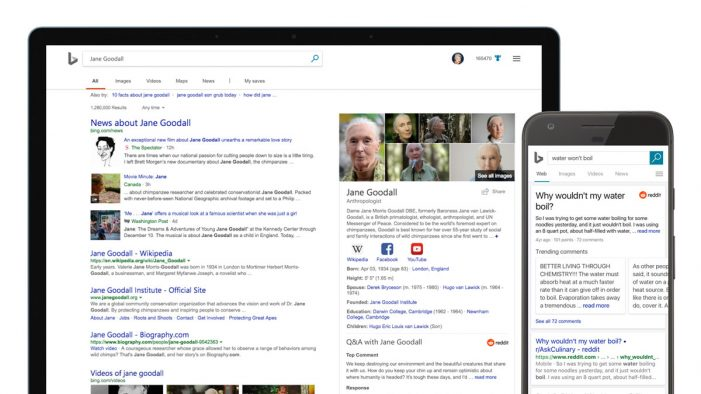 Bing partners Reddit for new AI search features