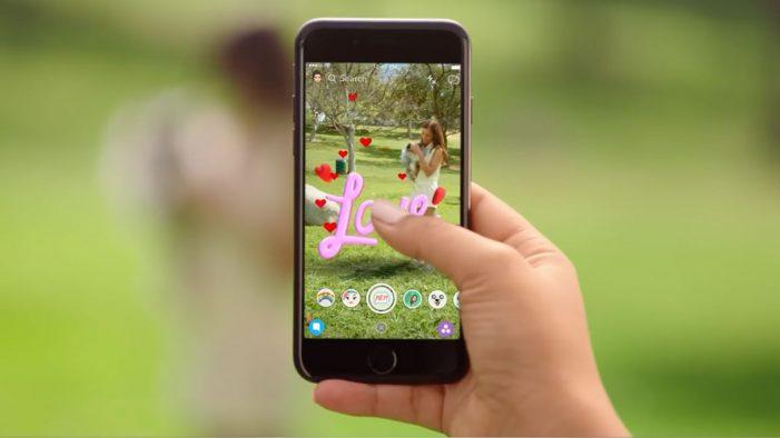 Snapchat announces Lens Studio Partner Program