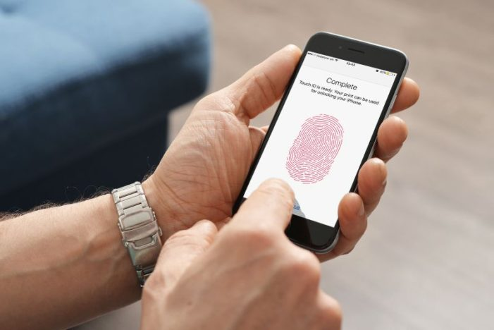 Rise in UK adoption of fingerprint recognition points to mainstream biometric authentication instead of passwords