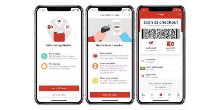 Mobile payments on Target with 'Wallet' debut
