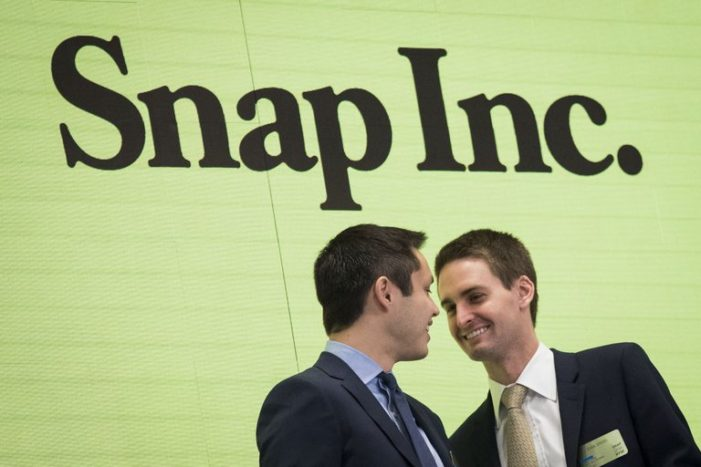 Snap is planning a foray into the Chinese ad market