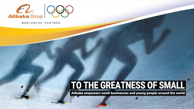 Alibaba pays tribute to underdogs in major Olympics campaign