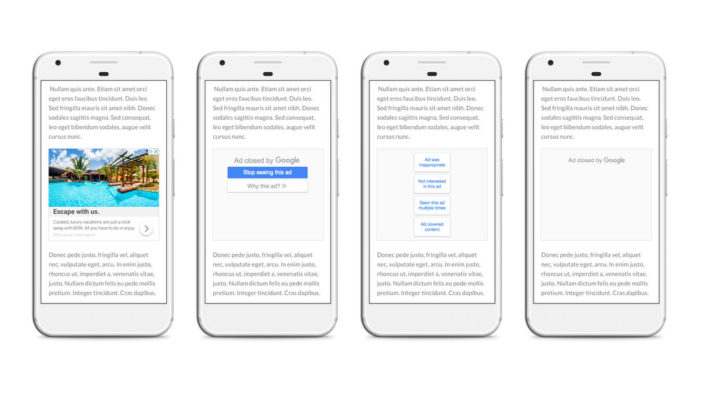 Google gives users more control over online ads