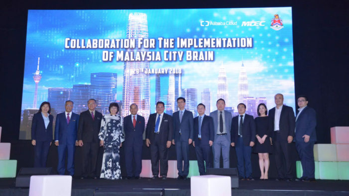 Malaysia's capital to adopt Alibaba's smart city solution