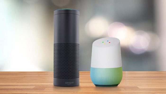 Voice-controlled device use for online shopping in UK 'to triple in 2018', according to Narvar