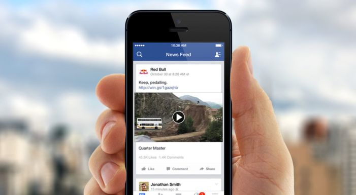 Facebook overhauls news feed to prioritise family and friends over brands and publishers