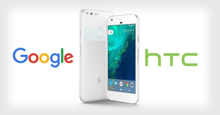 Google completes $1.1 billion deal for HTC's design talent