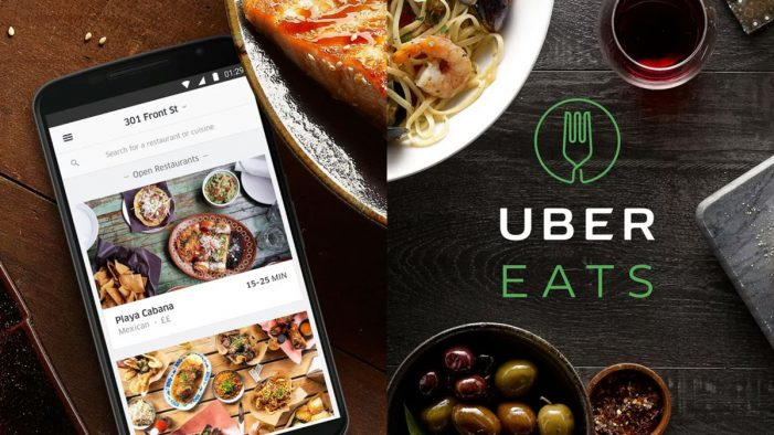 Uber is testing subscriptions for its food delivery business
